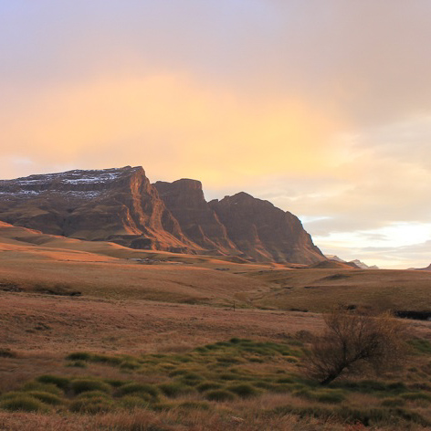 Drakensberg Guided Hiking