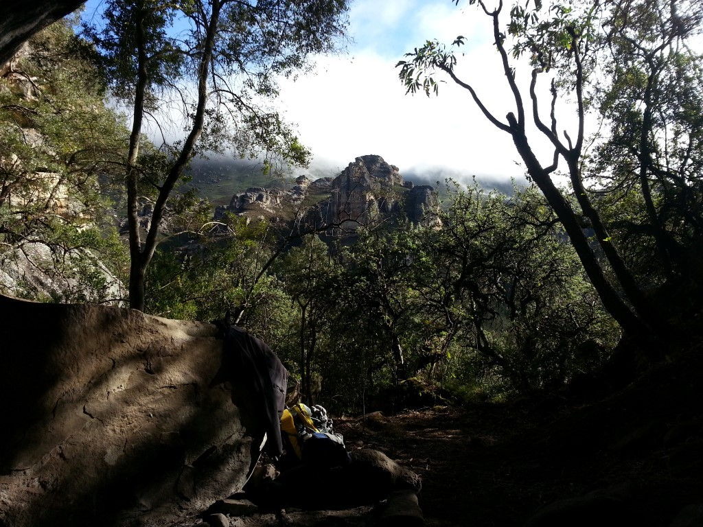 Gxalingenwa Cave