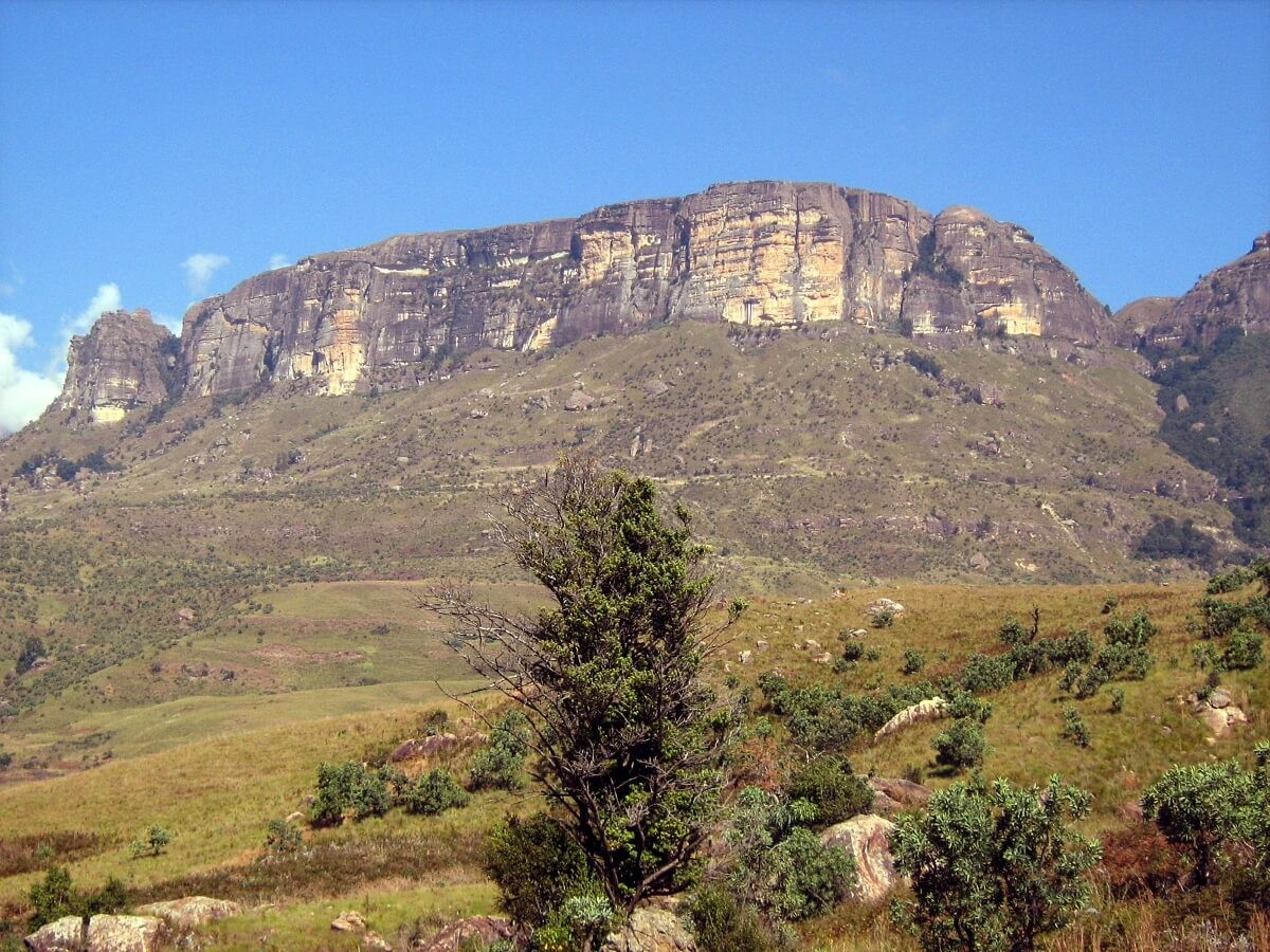 Dooley Peak