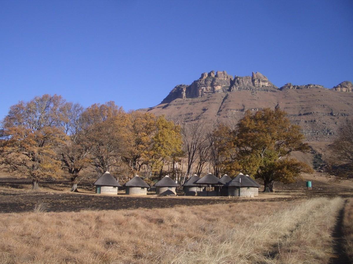 Winterhoek Camp