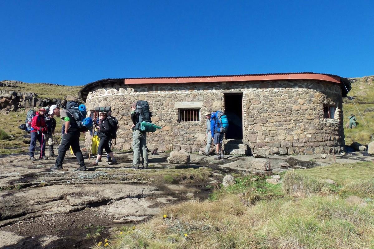 Sentinel Mountain Hut