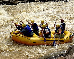 Four Rivers Rafting & Adventures