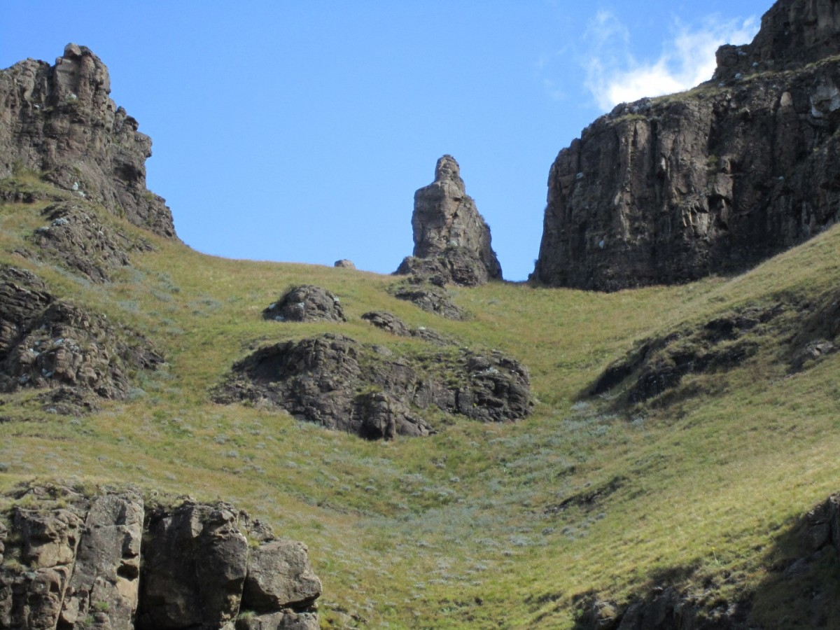Stones Pass (North)