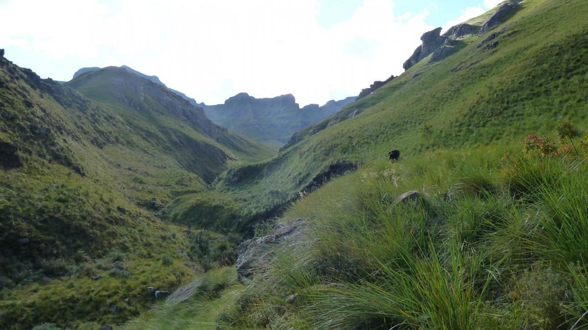 Stones Pass (South)