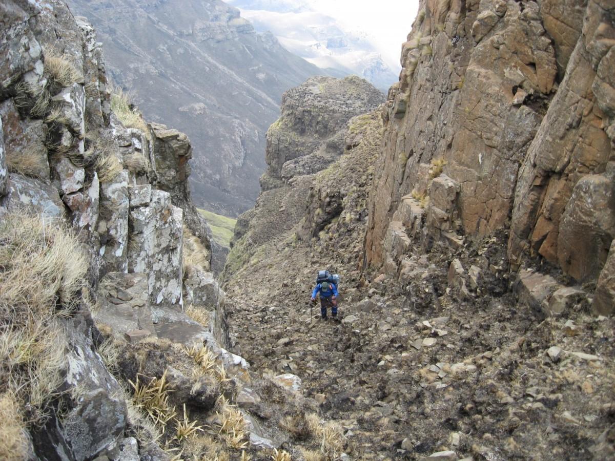 Pitsaneng Pass (North)