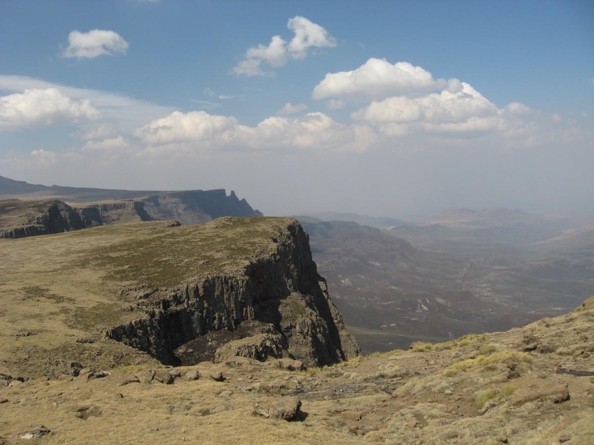 Pitsaneng Pass (South)