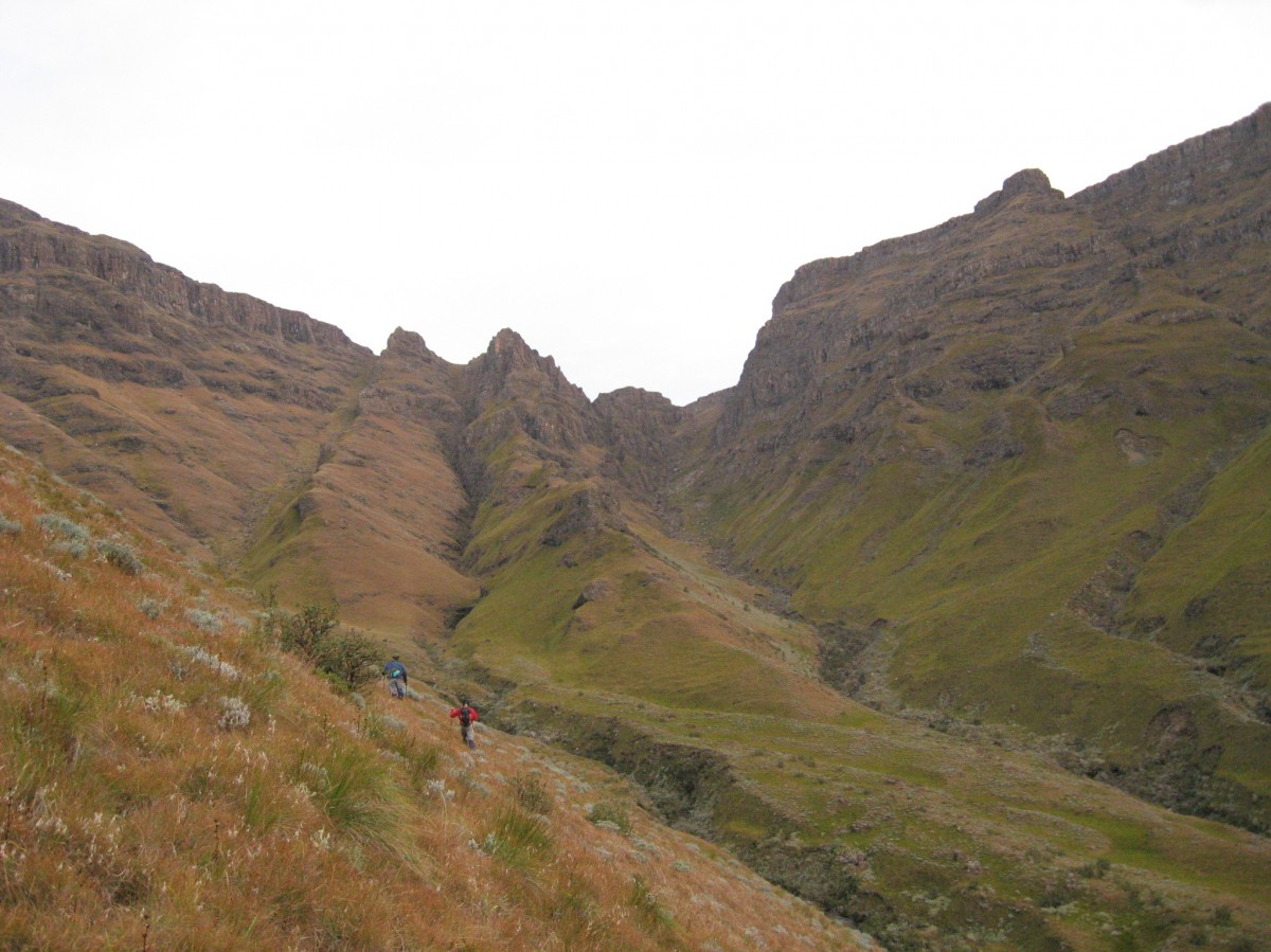 Mzimkhulu Pass (Middle)