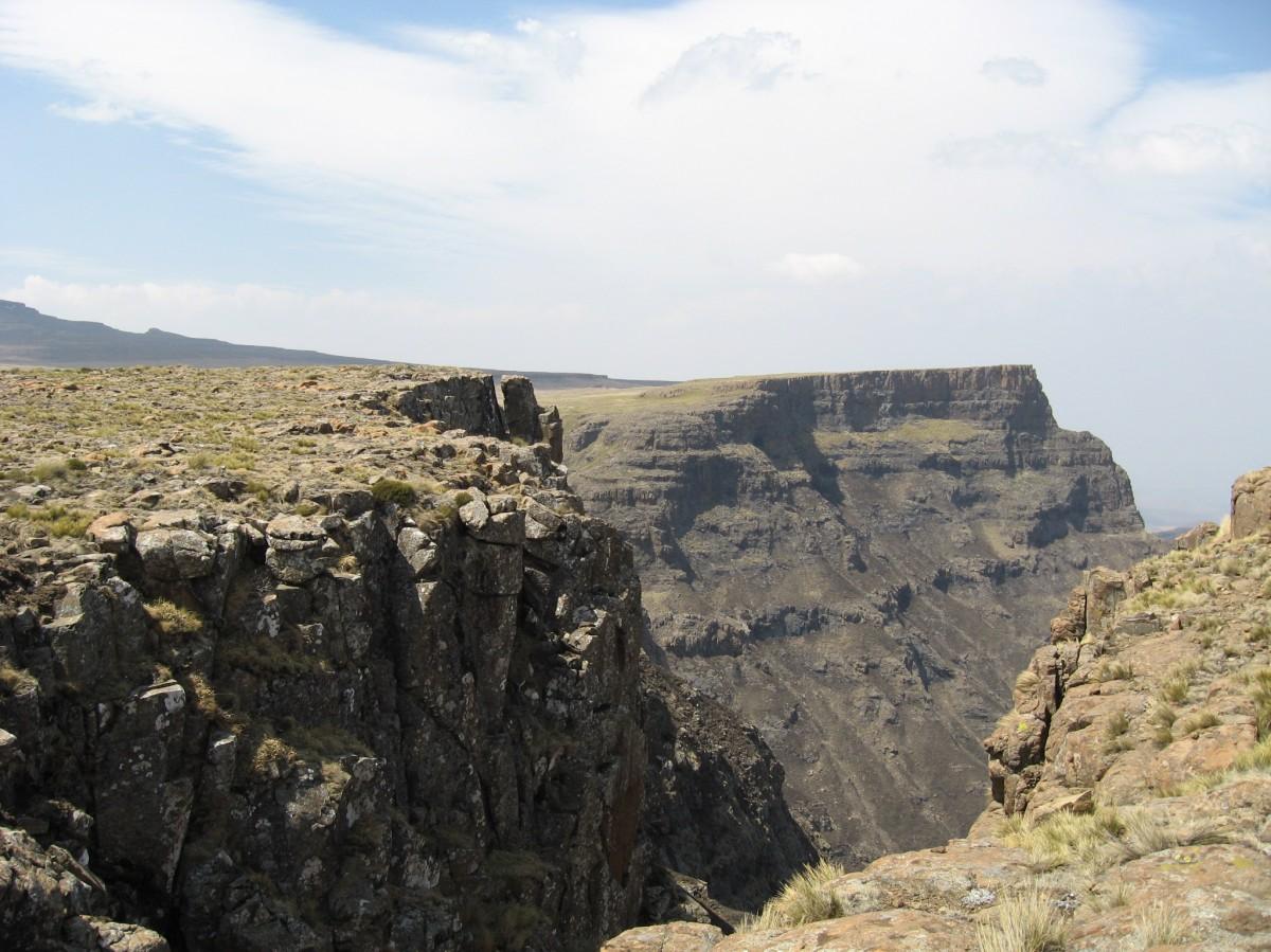 Mzimkhulu Pass (North)