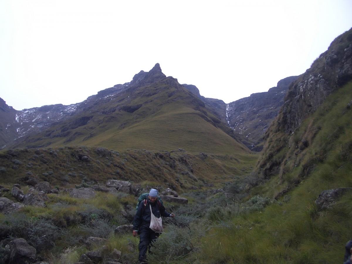 Nhlangeni Pass