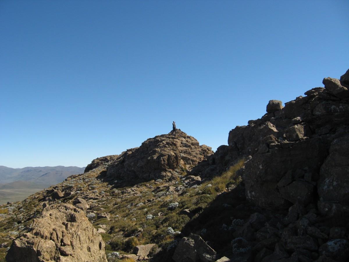 Hodgson's Peak (North)