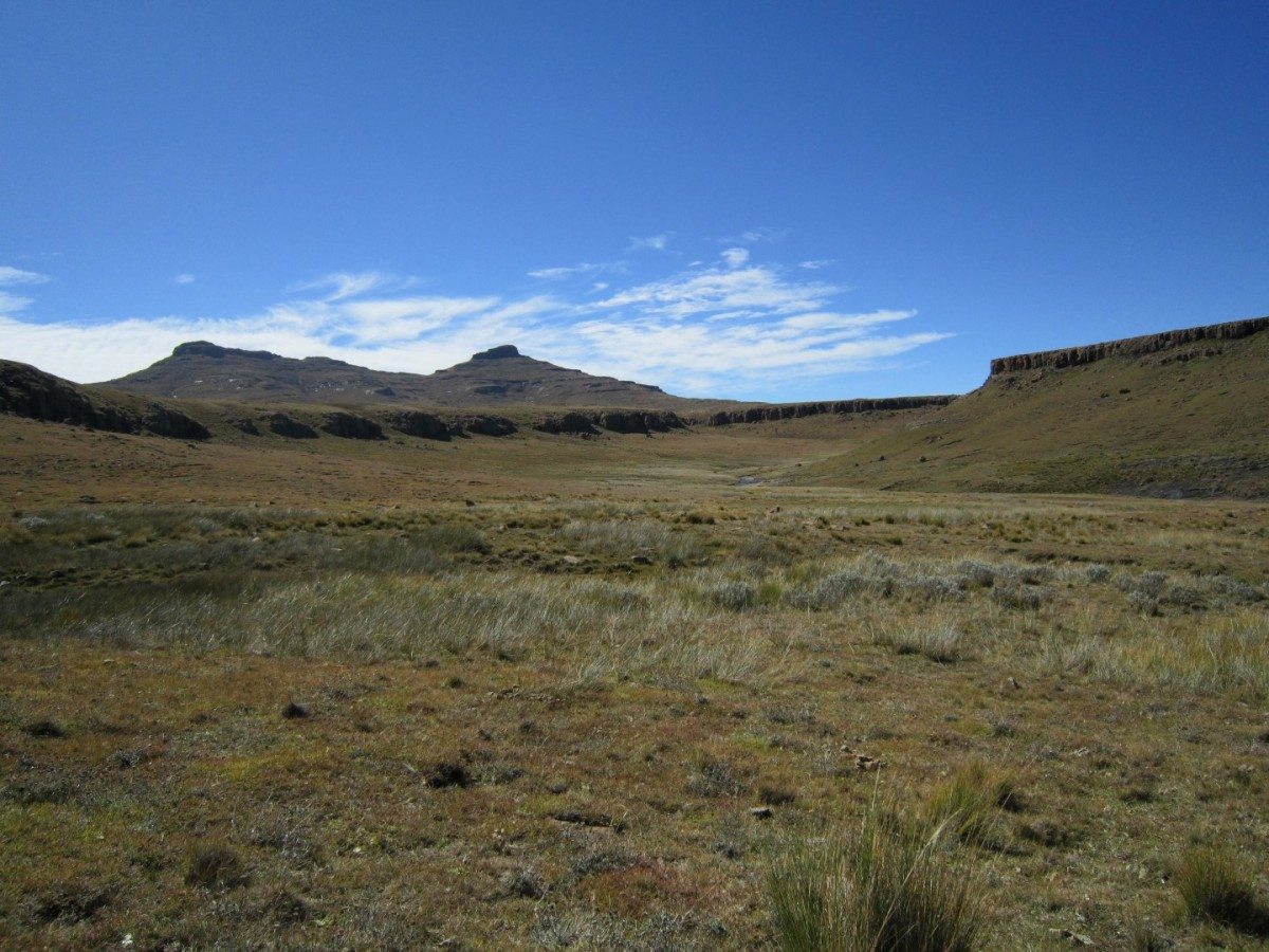 Hodgson's Peak (South)