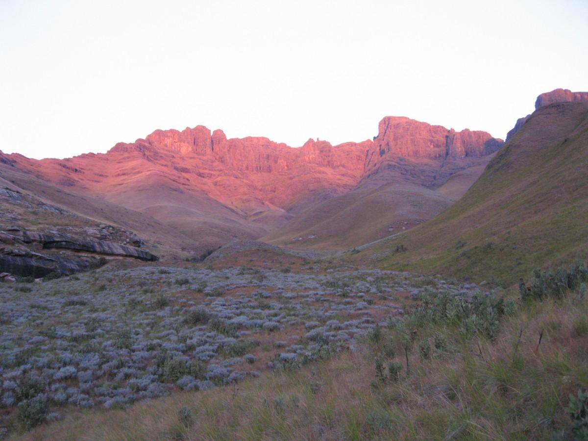 Verkyker Pass Peak