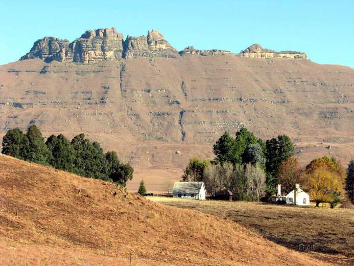 Garden Castle Peak