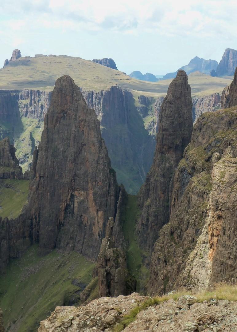 Mnweni Outer Pinnacle