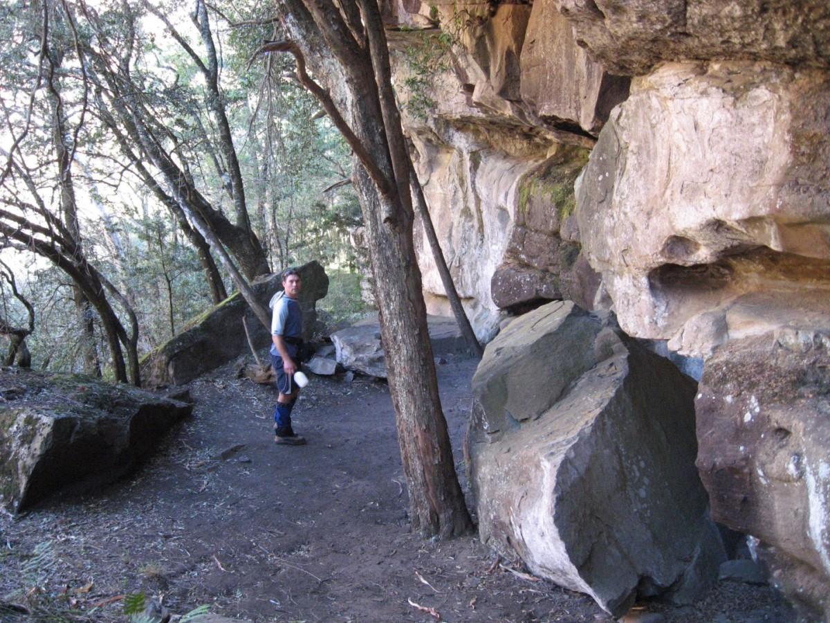 Yellowwood Cave
