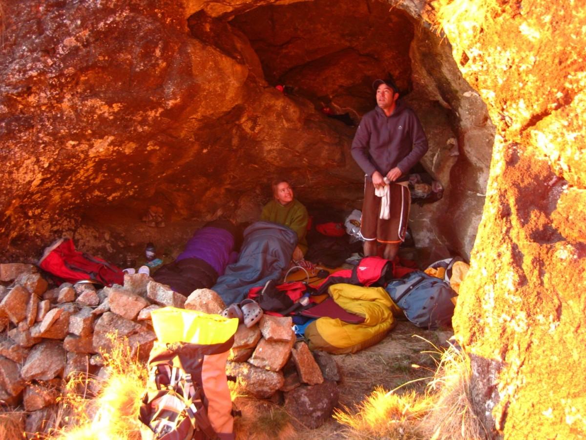 Lower Ndumeni Cave 1