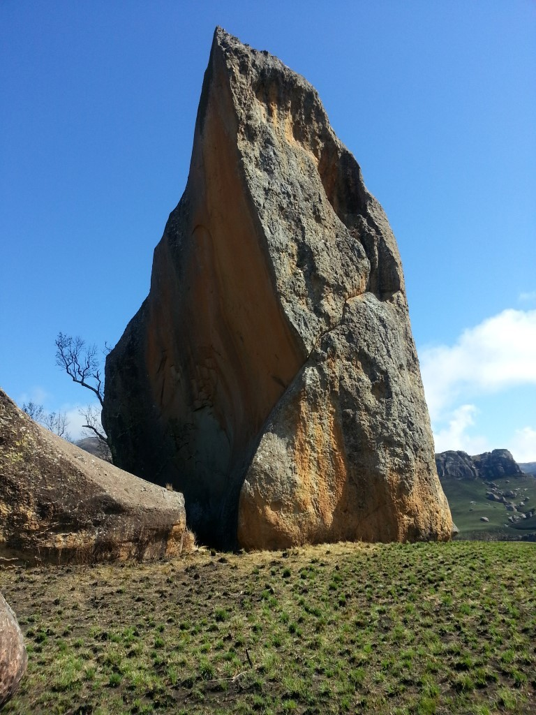 Gxalingenwa Cave via Pinnacle Rock