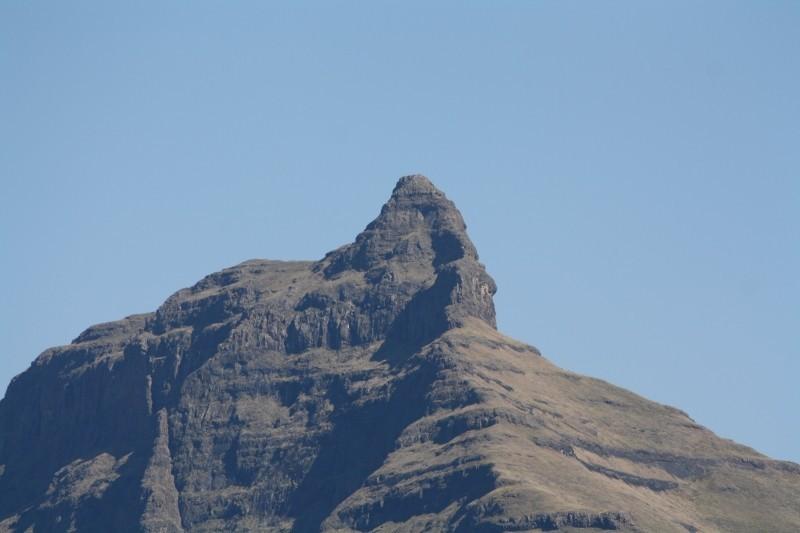 Garden Castle to Rhino Peak (Thaba Ngcobo)