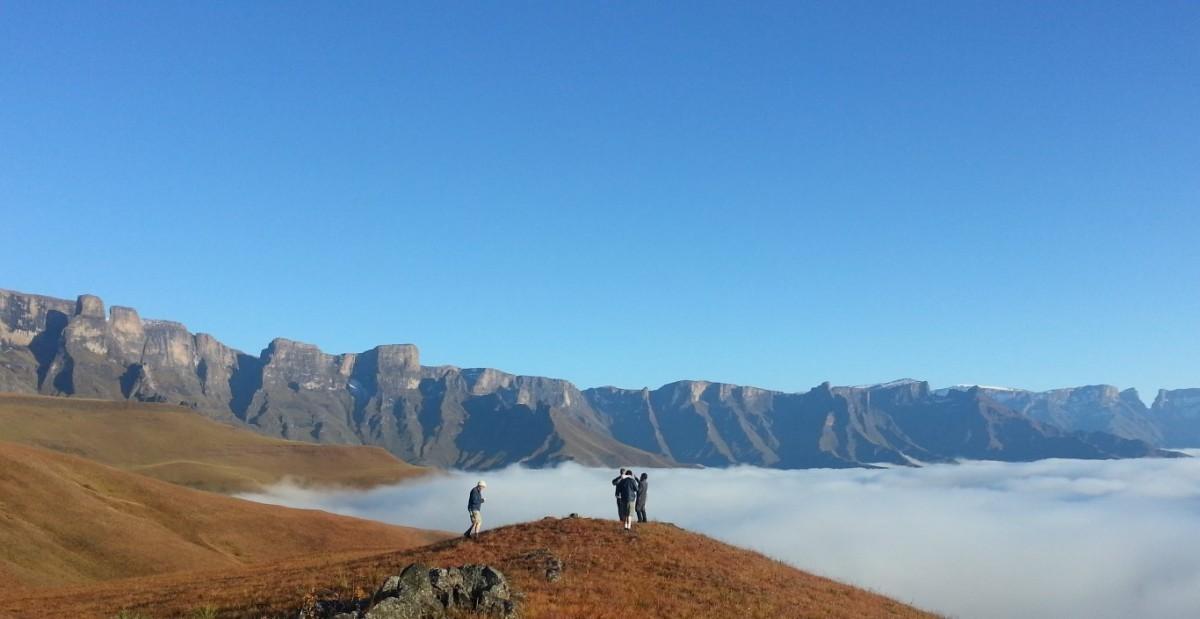Centenary Hut Hike