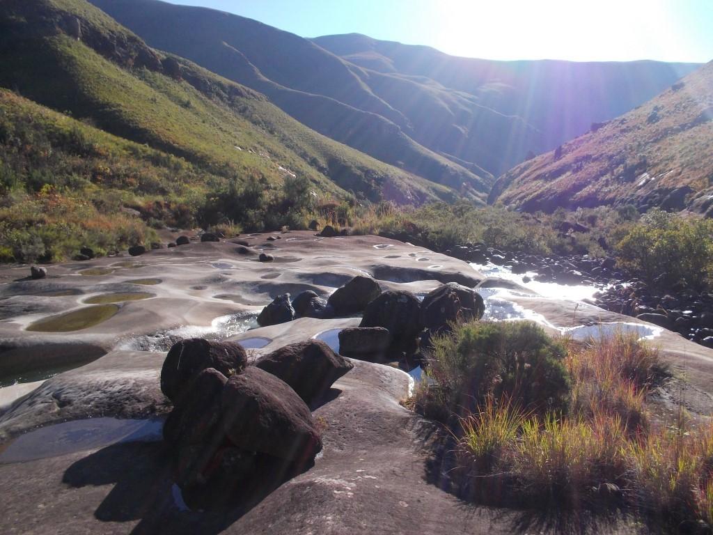 Marble Baths Hike
