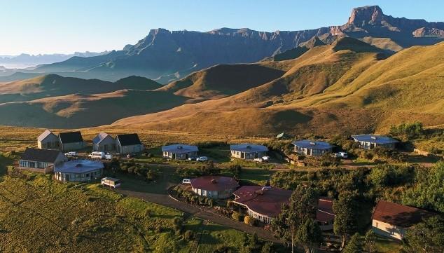 Witsieshoek Mountain Lodge Hike
