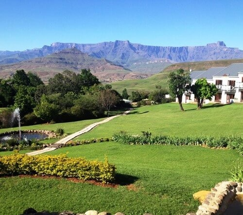 Drakensberg Accommodation Hotels: Northern Drakensberg