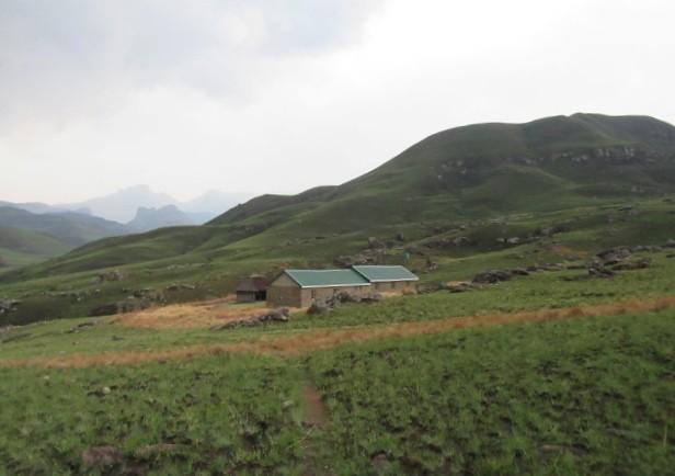 Bushman's Nek Hut