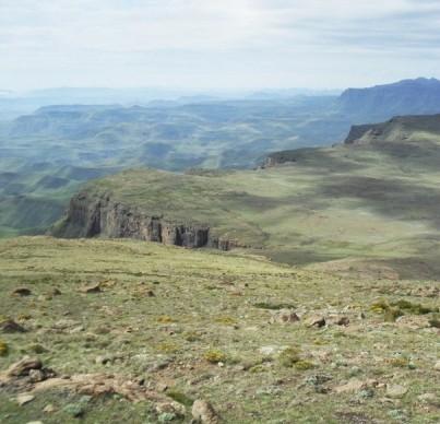 Lotheni Camp to Hlathimbe South Pass