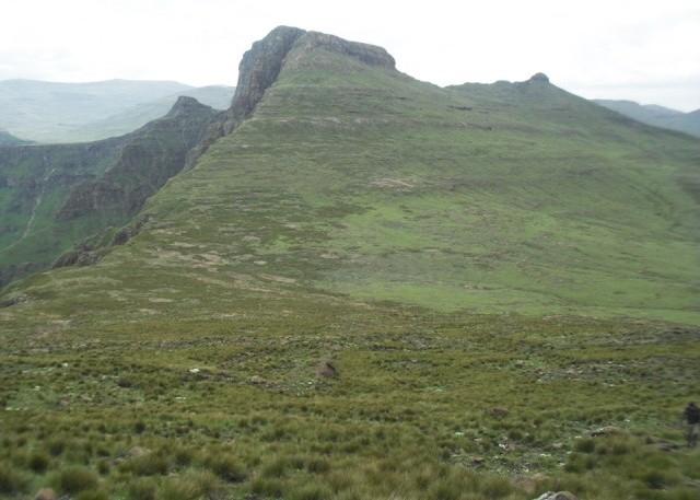Ngaqamadola Pass (North)
