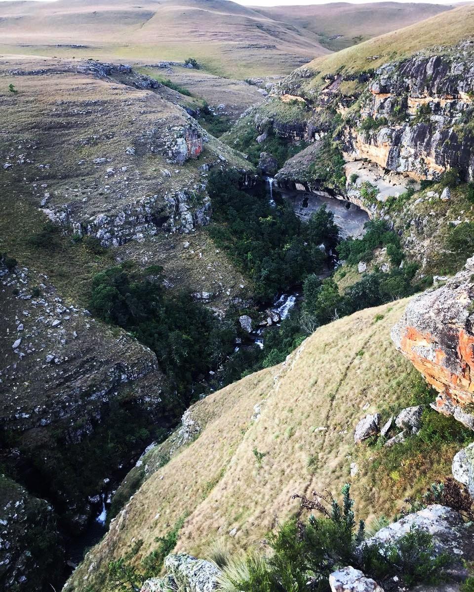 Aasvoëlkrans Cave