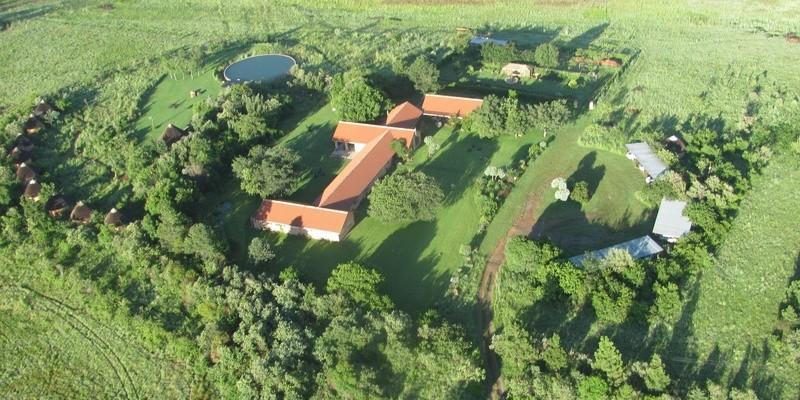 Inkosana Berg Lodge