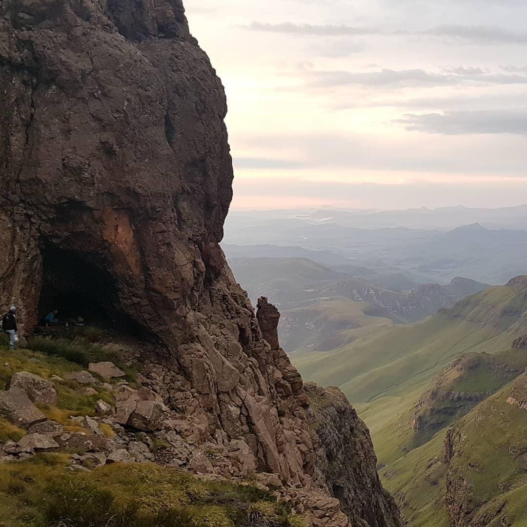 Mzimude Caves
