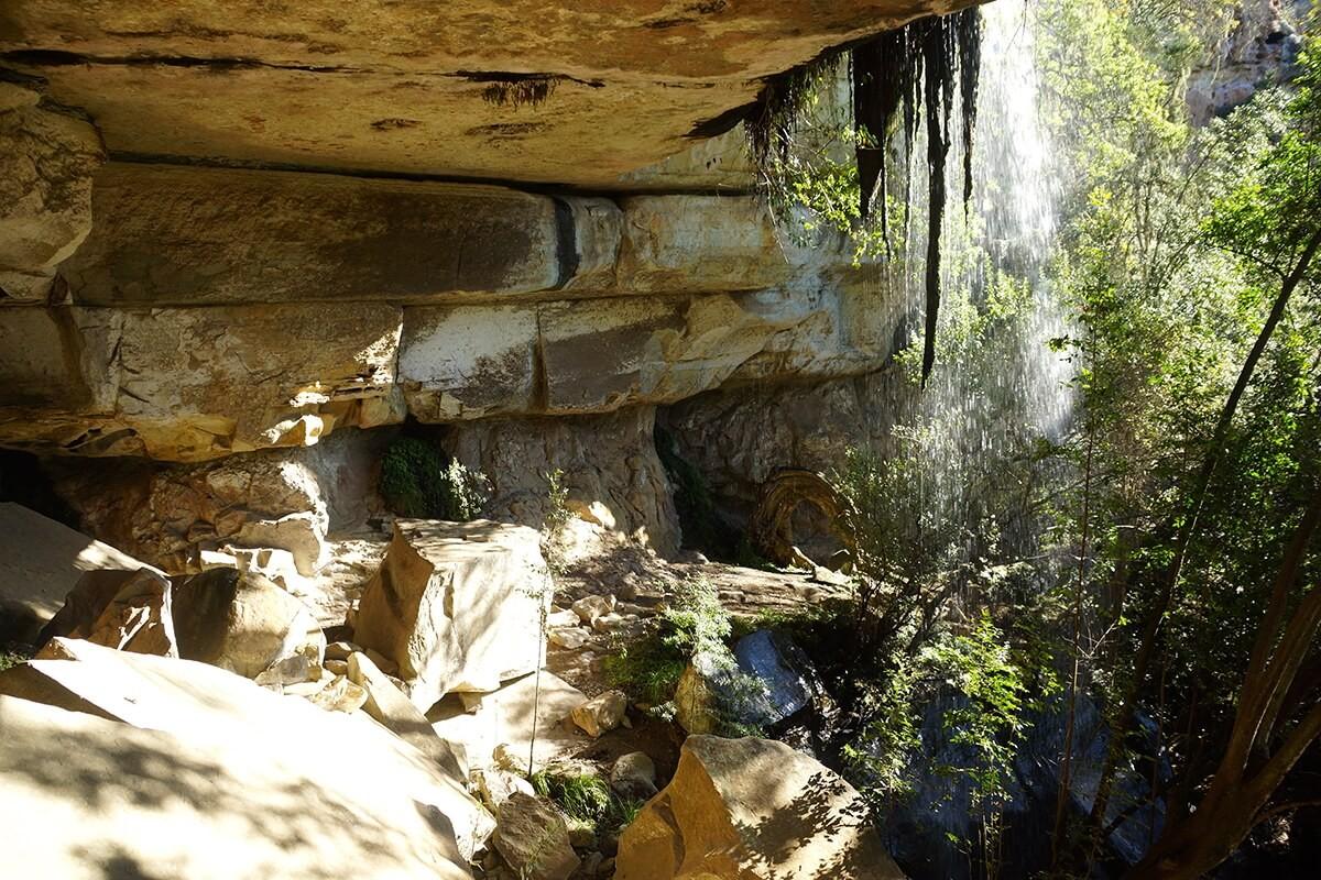 Dinosaur Cave