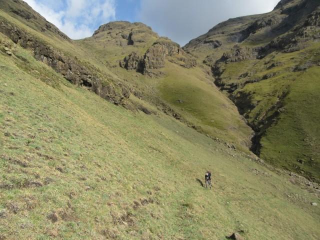 Mkhomazi Pass