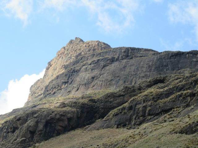 Nhlangeni Peak
