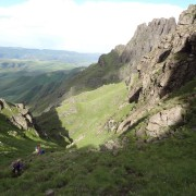 Organ Pipes Pass (Camel Route)
