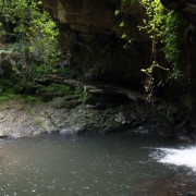 Drakensberg Sun to Blue Grotto Pool (return via Barry's Grave)