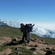 Mafadi Hike (SA's Highest Peak)