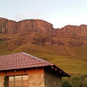 Bannerman Hut via Langalibalele Ridge