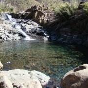 Maliba Upper Trail To Black Pool
