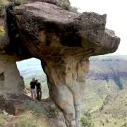 Mushroom Rock Hike