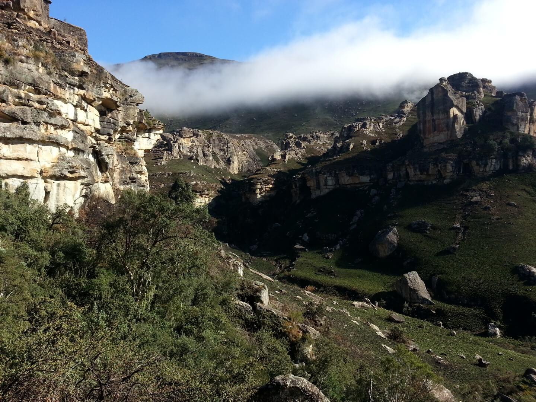 Cobham to Gxalingenwa Cave