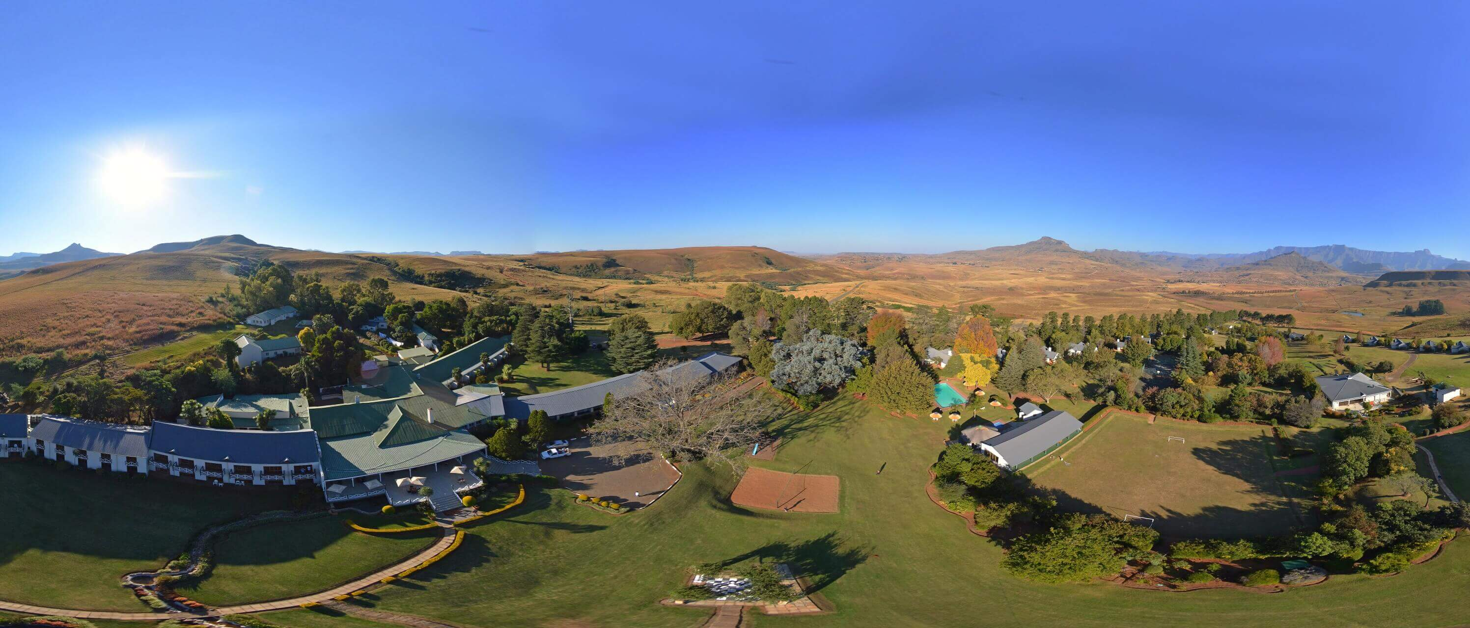 Win a 2 night stay at Mont Aux Sources Hotel & Resort