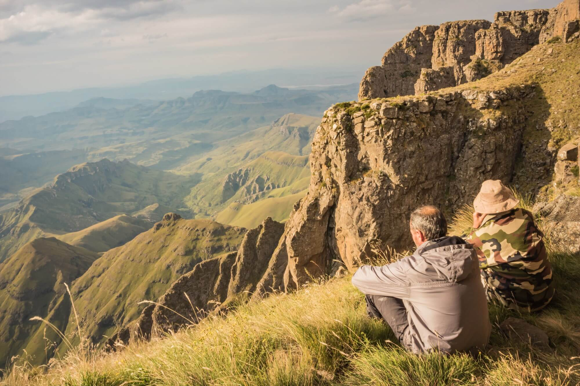 A guide to Hiking in the Drakensberg