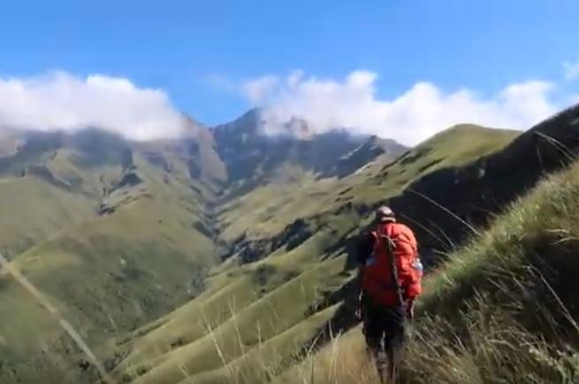 Injisuthi Trek - Drakensberg