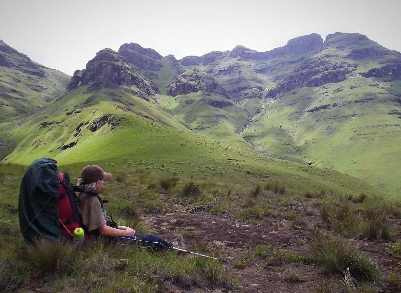 Langalibalele Pass Hike